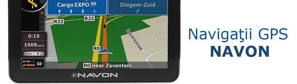 Navigatii GPS de la NAVON